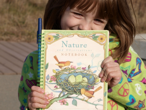 Nature and Observations Notebook