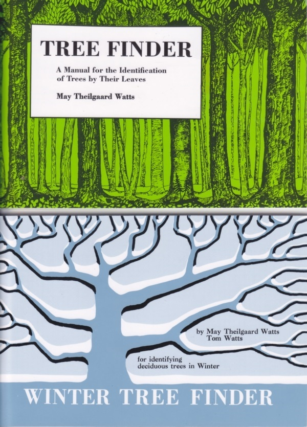 May Theilgaard Watts, Trees, Tree Finder, Review