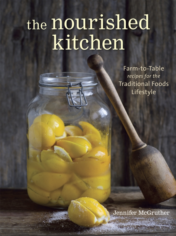 nourished kitchen by jennifer mcgruther